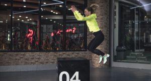 Box jumps (Saltos al cajon) para CrossFit [Tutorial]