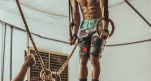 Pantalones de CrossFit para hombre