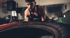 Volteo de neumático: técnica y beneficios