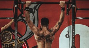 muscle-up crossfit
